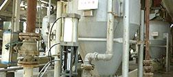 负压气力除灰系统