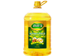 压榨茶籽原香食用调和油