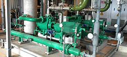 机械机力水力除渣系统