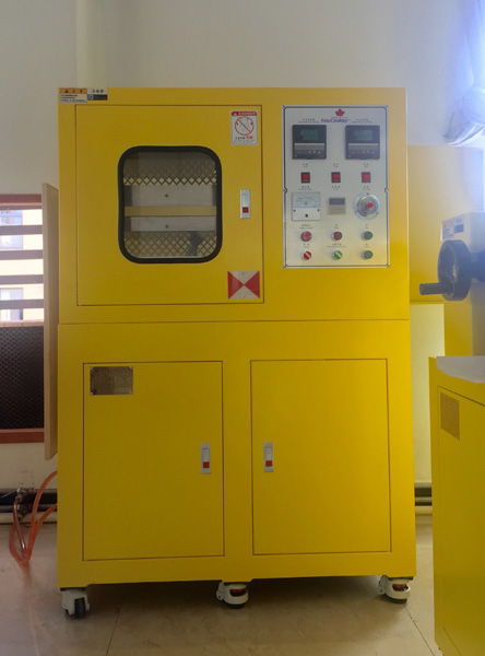 Sulphurizer And Presser