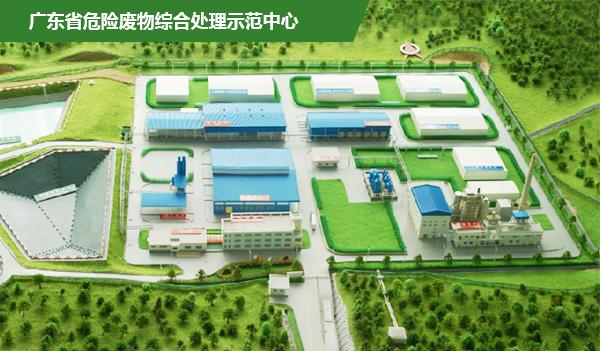 廣東省危險廢物綜合處理示范中心