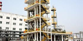 陜西煤化富油煉化項目