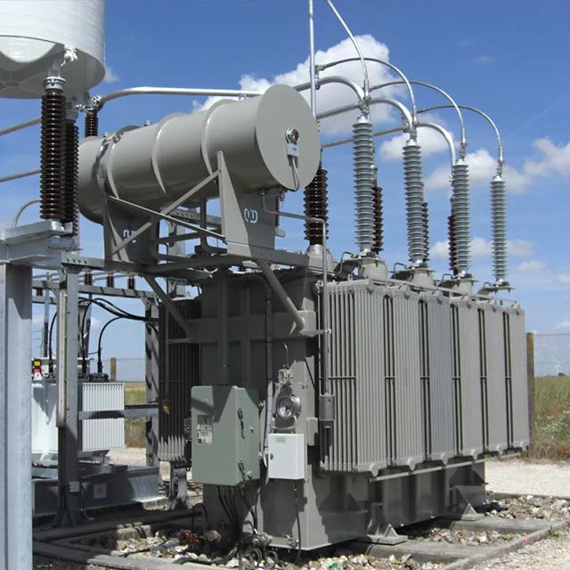 電網電力變壓器領域