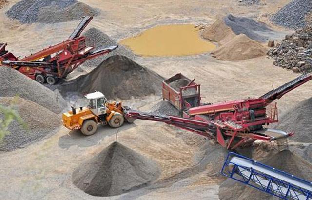 60畝砂石場