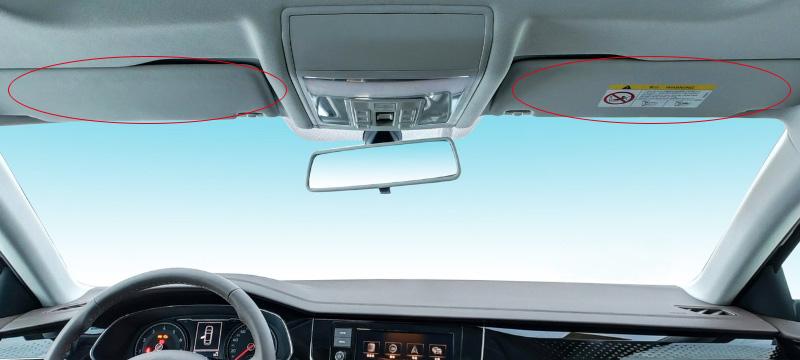 汽車遮陽板系列
