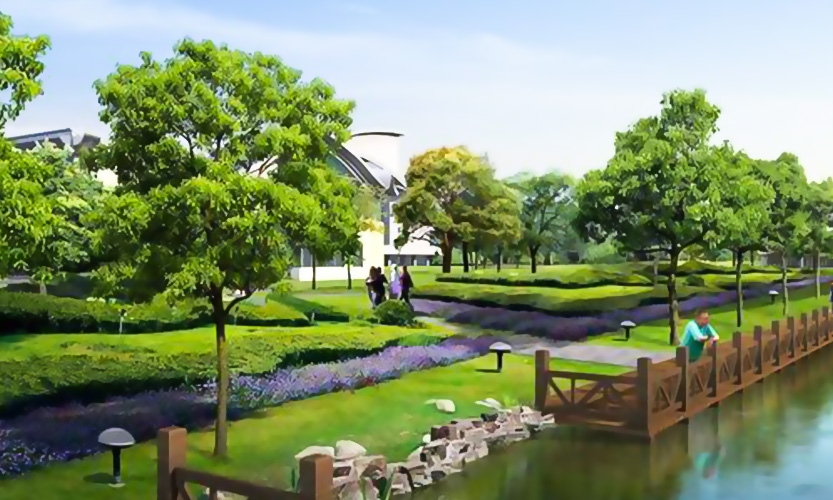 昌朋園林景觀