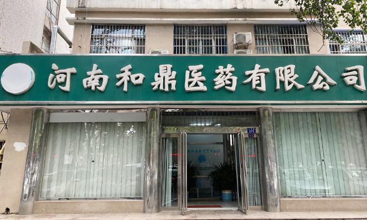 河南和鼎醫藥有限公司