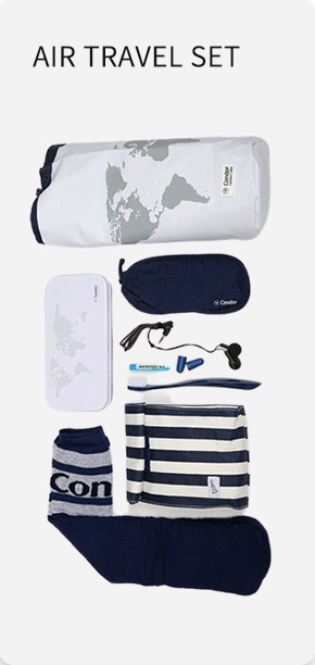 Air travel set