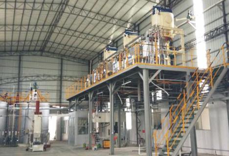 防水建材自動化生產裝備