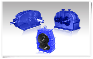 Hardened Gear Reducer