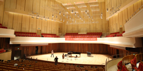 西安音乐学院音乐厅项目
