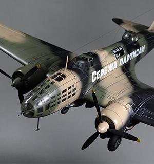 飛機模型系列