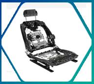 座椅骨架及其相關零部件的裝配設備