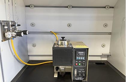 自動殘碳量測試儀