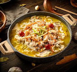 經典老壇酸菜魚