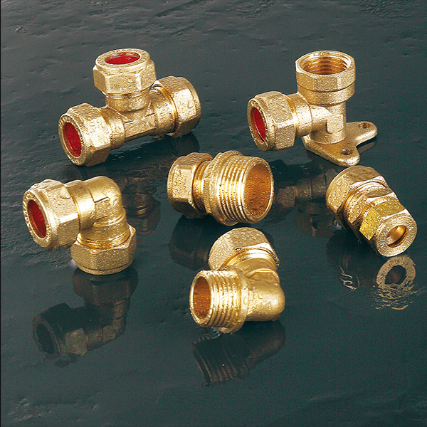 Europe Standard Compression Fitting