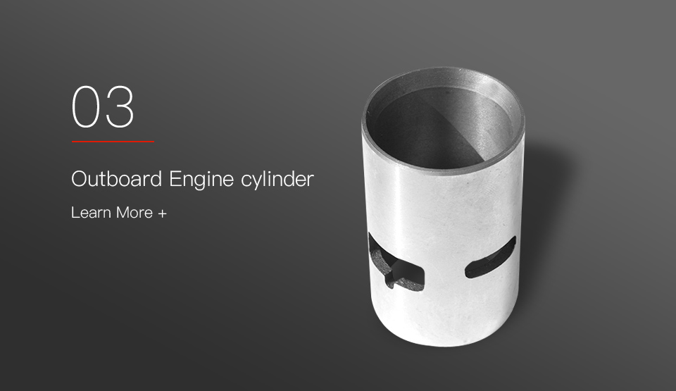 Outboard Cylinder