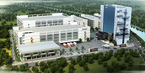 瑞德電子集團華東總部-安徽廠區