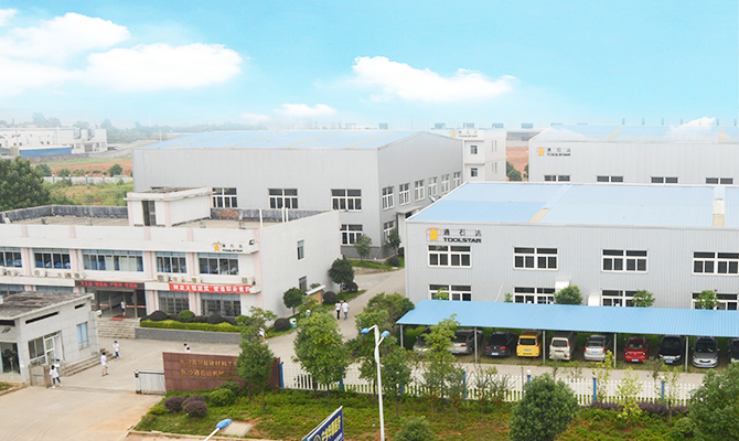 Changsha Baichuan Superhard Material Tools CO.,LTD