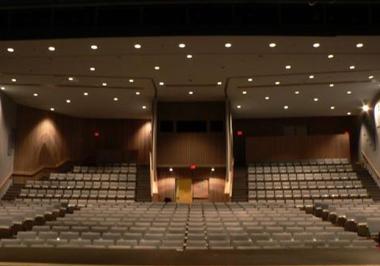 剧院灯光应用