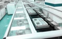 三相电能表自动化检定流水线系统