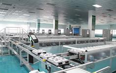 单相电能表自动化检定流水线系统