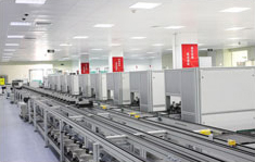 用电信息采集终端自动化检定流水线系统