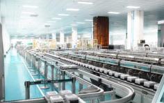 工廠化智能電能表自動化生産系統