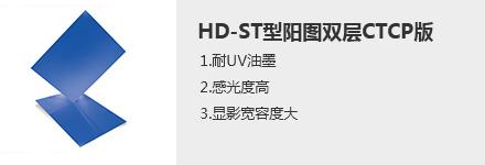 HD-ST型阳图CTCP版
