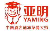亞明logo