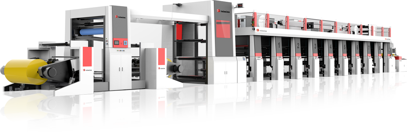 CHINA MACHINERY PRINTING  EQUIPMENT INDUSTRY LEADER