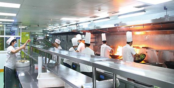 智能化中央厨房管理