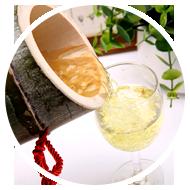 生態釀制竹酒