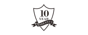 10年質保標志