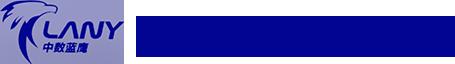 中數藍鷹logo