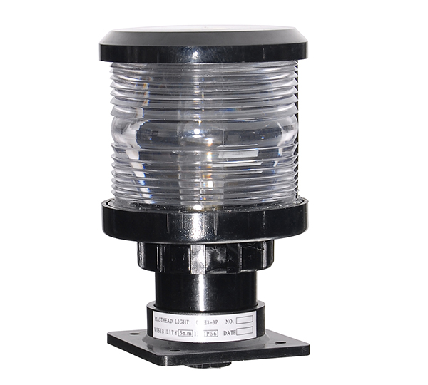 CXH3-3P   Single deck masthead light