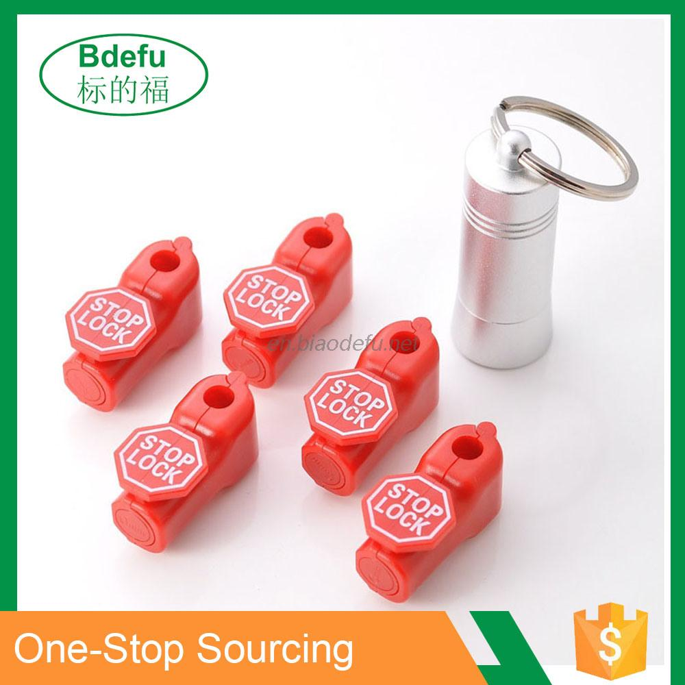 Anti Theft Plastic Stop Lock