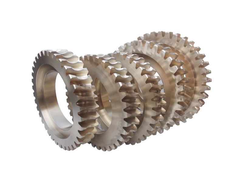模切机配件铜蜗轮