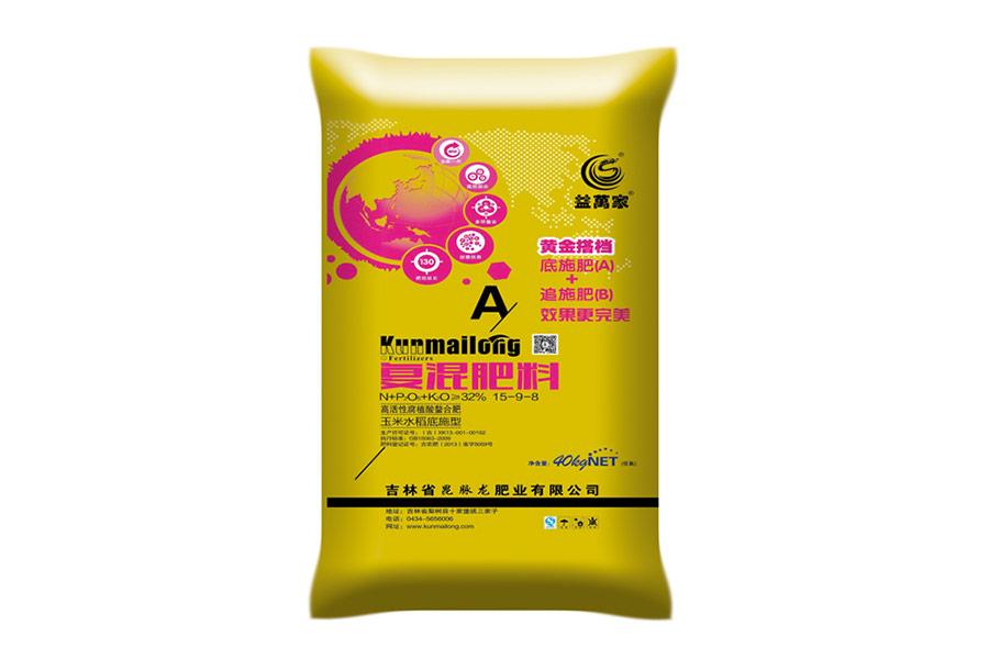 益萬家玉米水稻專用螯合肥 復混肥