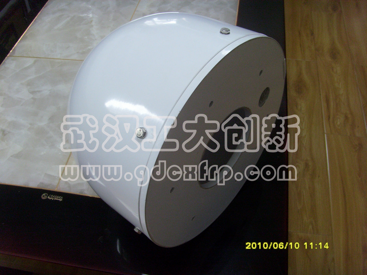 武汉工大创新的天线罩出口情况