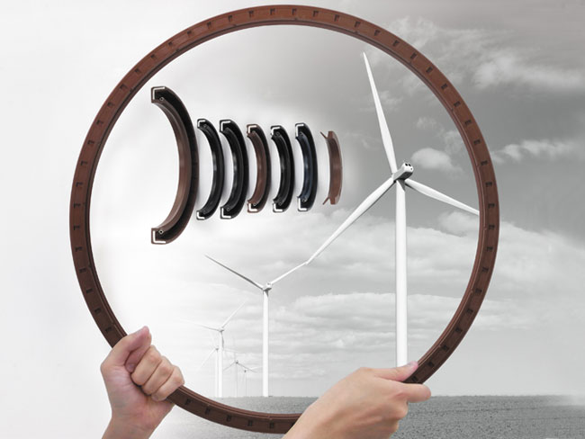 風力發電機油封