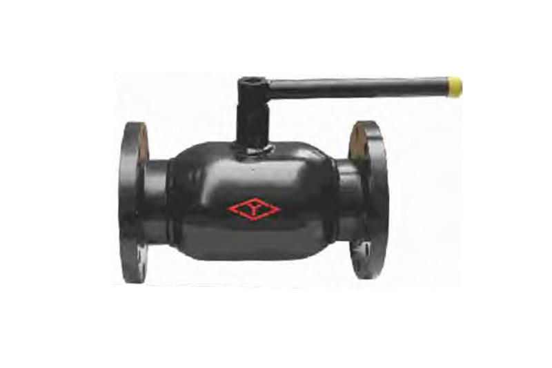 PN16、DN65-100 法兰全焊接钢制球阀