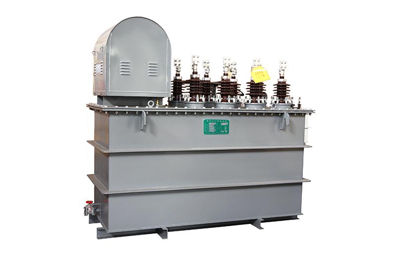 集合式并联电容器