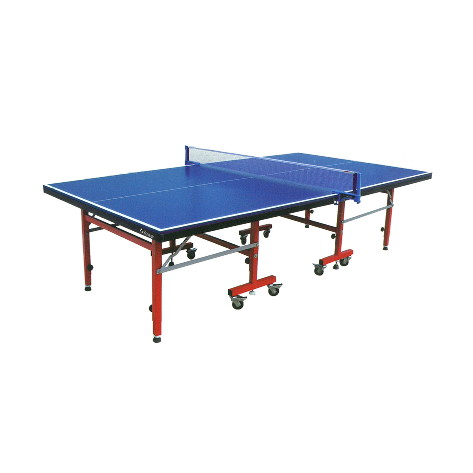 HQ-4002 Single Fold Portable Tennis Table