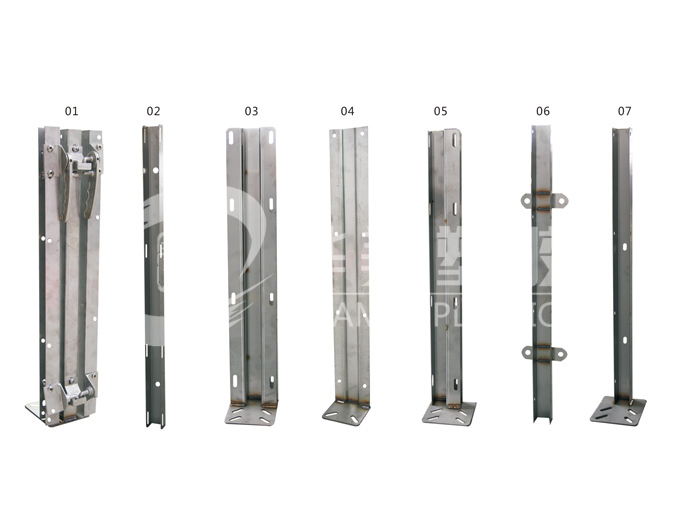 PVC金屬連接件
