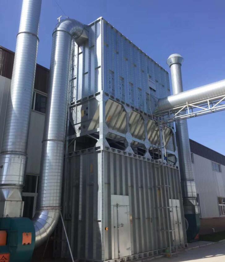 木器廠中央除塵設備