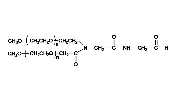 Y-shape PEG Acetaldehyde