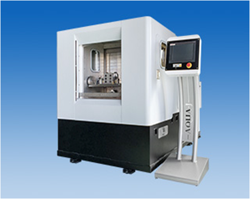臥式CNC高壓清洗機