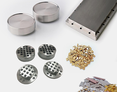 High-quality optoelectronic materials/high-purity targets