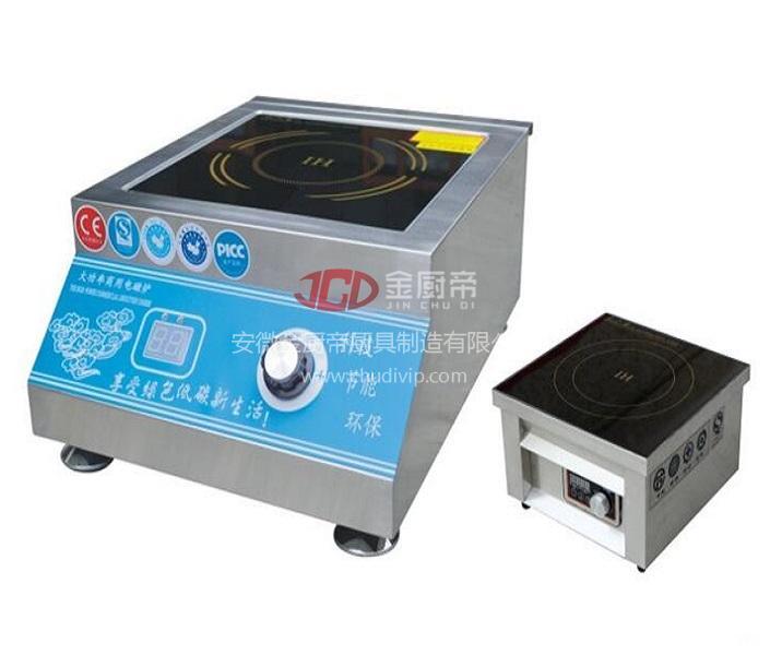3.5/5KW台式平面汤炉